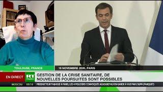 Covid : Des poursuites judiciaires pour «démontrer les responsabilités de ceux qui nous gouvernent»