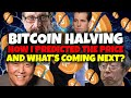 BITCOIN HALVING 2020 - How I Predicted the Price EXACTLY... and What's Coming Next!