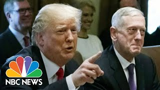 Ex-Defense Sec. Mattis Denounces Trump, Says He's Dividing Americans | NBC Nightly News