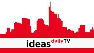 DAX30 PERF INDEX Ideas Daily TV: DAX startet mit Verlusten in neue Woche / Marktidee: Deutsche Börse