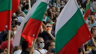 Bulgaria Protests: Thousands turn out for sixth day of anti-government demonstrations