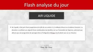 AIR LIQUIDE AIR LIQUIDE : impulsion haussière attendue au-dessus du support majeur