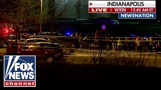 FEDEX CORP. 'Multiple victims' in shooting at Indianapolis FedEx facility: Report