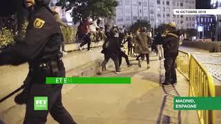 Madrid : les tensions catalanes gagnent la capitale espagnole