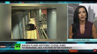 New Yorkers worry about plan to close Rikers Island