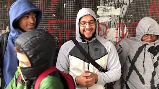 BELLEVUE GROUP N A Nantes, des jeunes du quartier Bellevue parlent de la police