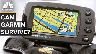 GARMIN LTD. Can Garmin Survive After Smartphones Nearly Killed GPS?
