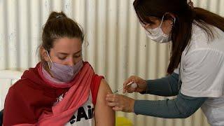 Comenzó la vacunación libre para los mayores de 18 años en la provincia de Buenos Aires