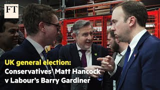 HANCOCK HOLDING CO. UK general election: Conservatives' Matt Hancock v Labour's Barry Gardiner | FT