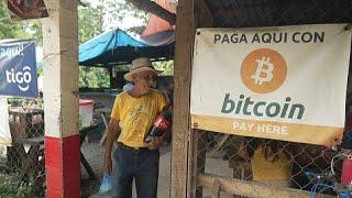 BITCOIN Bitcóin en El Salvador   Más de medio millón de usuarios en una semana