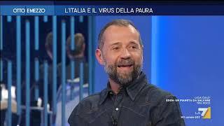 """Coronavirus, Fabio Volo: """"La stazione centrale di Milano era vuota"""""""