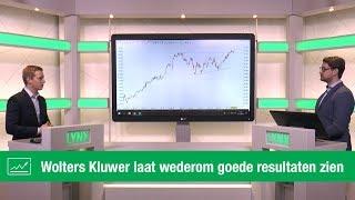 WOLTERS KLUWER Stabiel aandeel Wolters Kluwer laat wederom goede resultaten zien