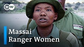 Maasai women work as rangers in Kenya | Global Ideas