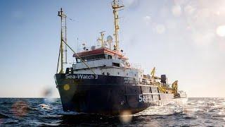 Les 47 réfugiés restants du Sea-Watch autorisés à débarquer en Italie