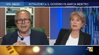 """ASTRAZENECA PLC AstraZeneca, Andrea Crisanti: """"Vaccinazione eterologa? Senza dati, io non la farei"""""""