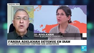 Une anthropologue franco-iranienne est détenue en Iran depuis un mois et demi