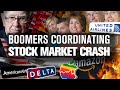 Boomers Begin to Liquidate STONKS! Crash SIGNAL!?📉