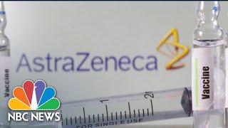 ASTRAZENECA PLC Can AstraZeneca Coronavirus Vaccine Still Be Ready By Year-End Despite Sick Patient? | NBC News NOW