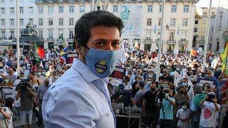 """Portugals rechte Partei Chega!: """"Wir könnten steil aufsteigen und dann abstürzen"""""""