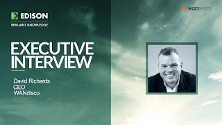 WANdisco - executive interview