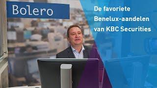 KBC De favoriete Benelux-aandelen van KBC Securities