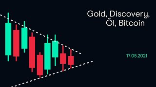BITCOIN Gold, Discovery, Öl, Bitcoin (CMC BBQ 17.05.21)