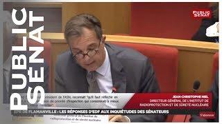 EDF EPR de Flamanville: les réponses d'EDF aux inquiétudes des sénateurs - Les matins du Sénat (26/0