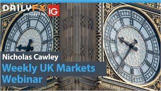 FTSE 100 GBP/USD, EUR/GBP and FTSE 100 Outlooks - UK Market Webinar