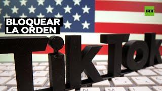 Una jueza suspende la prohibición de TikTok en el territorio de EE.UU.
