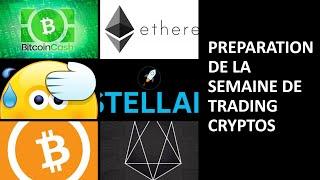 BITCOIN - BTC/USD Préparation de la semaine de trading sur cryptos (du 05/07/21 au 21/07/21)