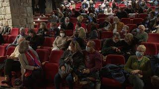Cuando el teatro va al encuentro de su público en parques y jardines