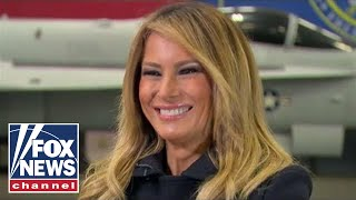 Exclusive Interview: Melania Trump sits down with Hannity | Part 2