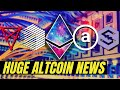 MASSIVE DEMAND FOR ETHEREUM 2.0! RenVM, Chilliz, Arweave, IOST | CRYPTOCURRENCY NEWS