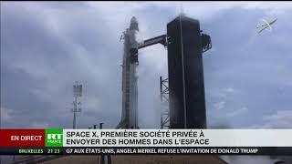 SpaceX : lancement réussi pour Elon Musk