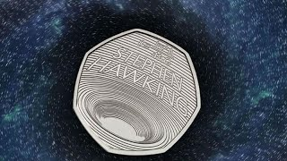 MINT CORP. Royal Mint unveils new 50p 'black hole' coin in honour of Stephen Hawking's work