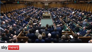 MPs pay their respects to Sir David Amess