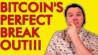 BITCOIN'S PERFECT BREAK OUT! 83% Gains by Year End? GLOBAL BANKING CARTEL CRIMES [Shocking]