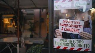 """Proteste der italienischen Gastwirte: """"Wir sind am Boden"""""""