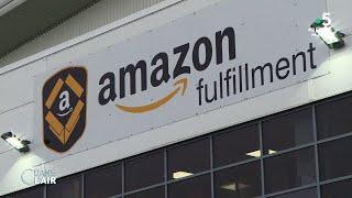 AMAZON.COM INC. Projet Amazon dans le Gard : la colère de ceux qui s'y opposent - Reportage #cdanslair 13.06.2020