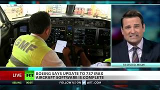 BOEING COMPANY THE Boeing finally updates software for 737 Max jets