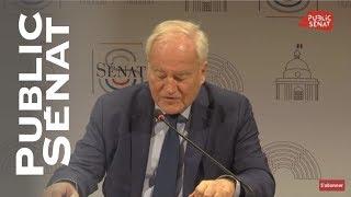 Christian Cambon juge « inadmissibles » les propos du président de l'Assemblée turque
