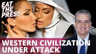 Movie Features Lesbian Nuns disrespecting Virgin Mary