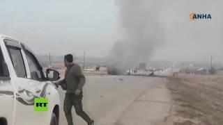 Ataque a un convoy con kurdos y estadounidenses deja 5 muertos en Siria