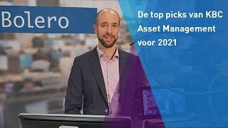KBC De Top Picks van KBC Asset Management voor 2021