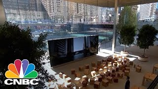 APPLE INC. Apple's New Flagship Store In Chicago Is Its Most Amazing Store Yet | CNBC