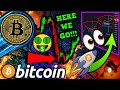 BITCOIN PULLBACK OVER!!? BTC HALVING PHASE ABOUT TO GO PARABOLIC!!! $23k NEXT!!!?