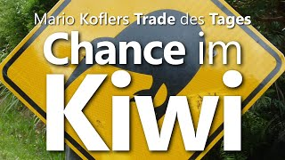 NZD/USD Trade des Tages - Chance im NZD/USD