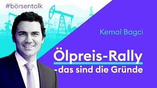GOLD - USD Markt-Update: Ölpreis-Rally, Gold gesucht und neue DAX-Rekorde voraus? | Börse Stuttgart