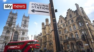 Sky News Breakfast: Britons head to the polls, as Navy ships head to Jersey