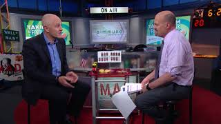 AIMMUNE THERAPEUTICS INC. Former Aimmune Therapeutics CEO: Taking Stock in Allergies | Mad Money | CNBC